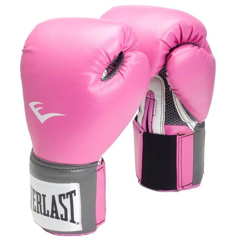 pink boksehandsker