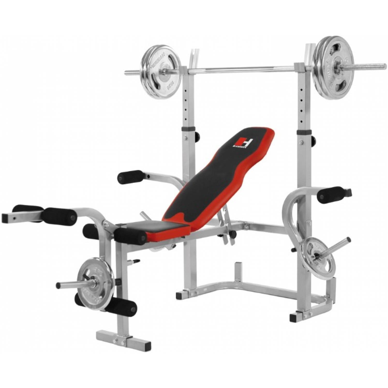 Universal træningsbænk
