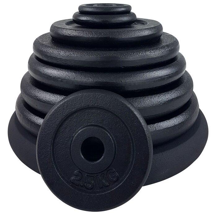 Jern vægtskiver