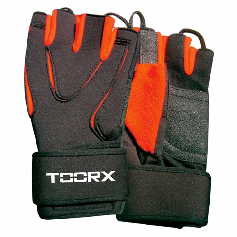 træningshandske med håndledsstøtte