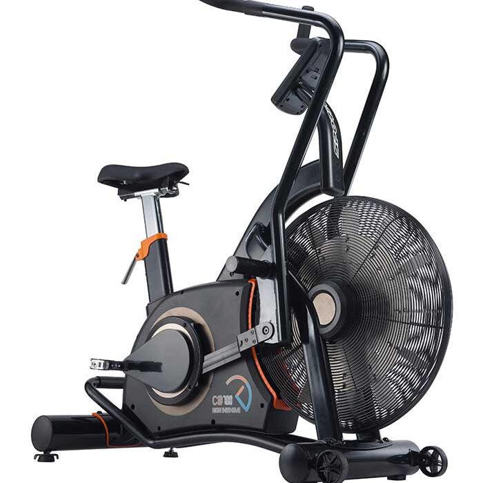 bedste air bike