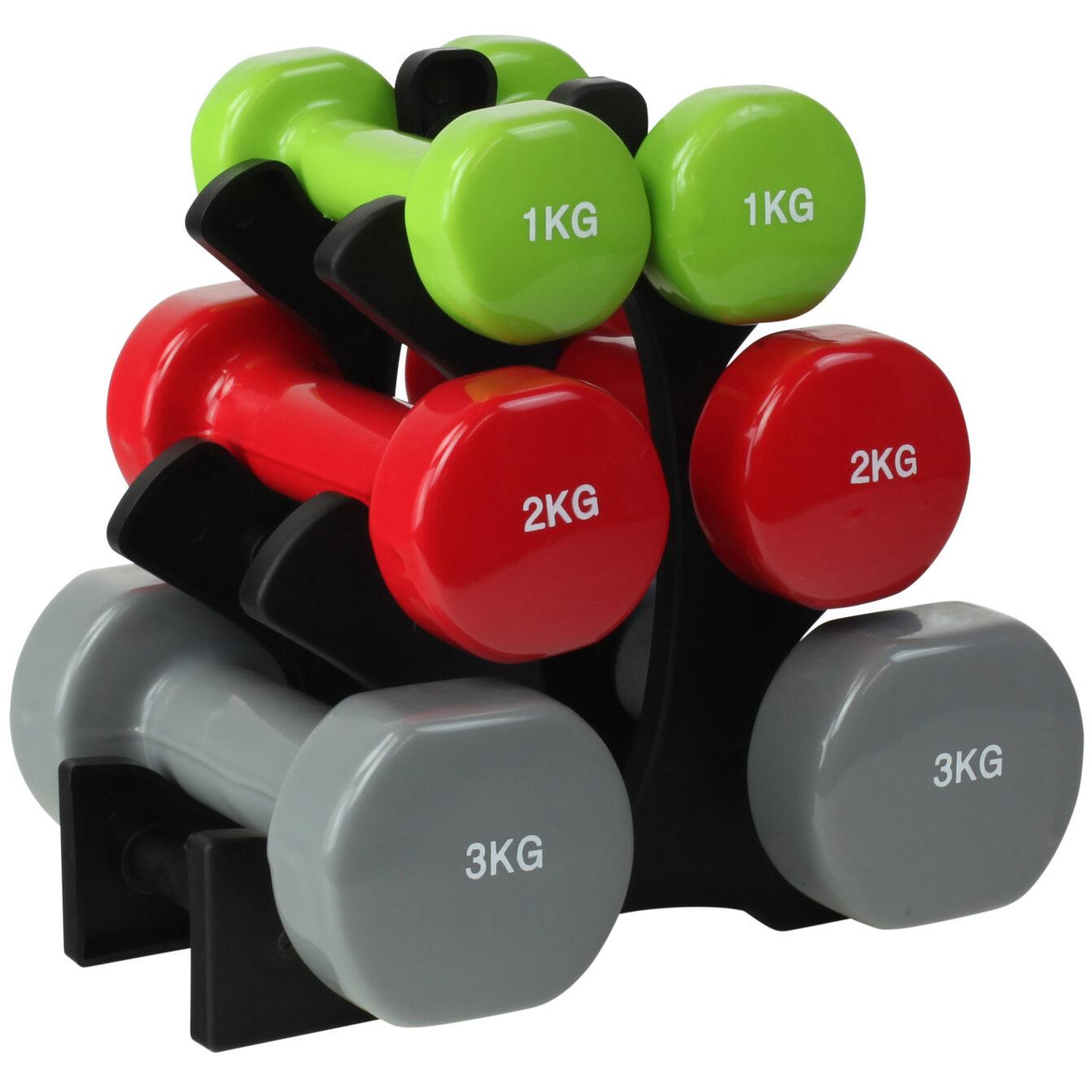 billige 2 kg håndvægte