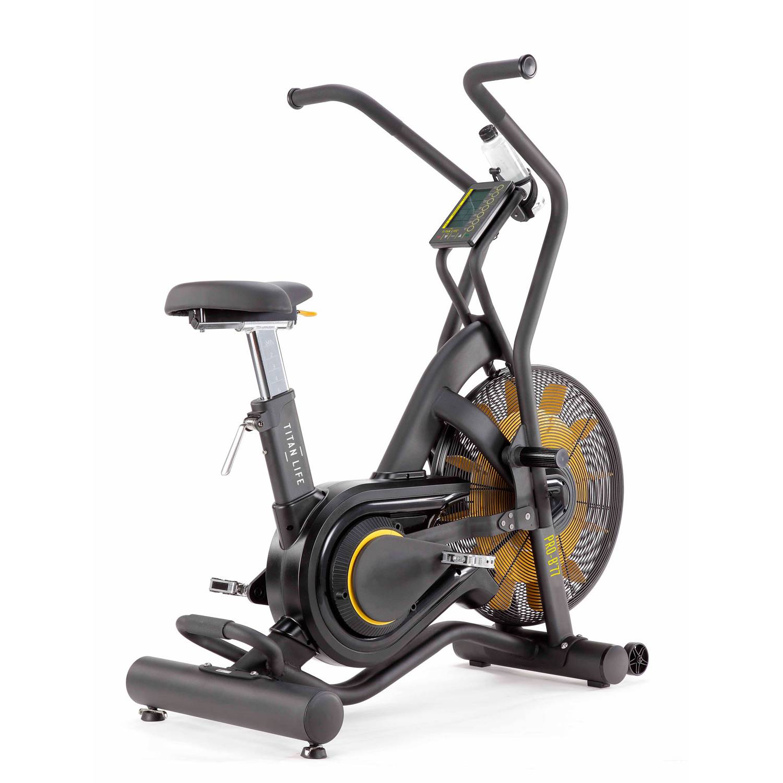 titan motionscykel bedst i test