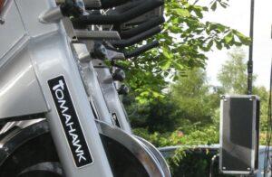 Tomahawk spinningcykel