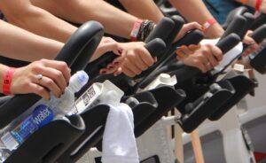 Maxfit spinningcykel