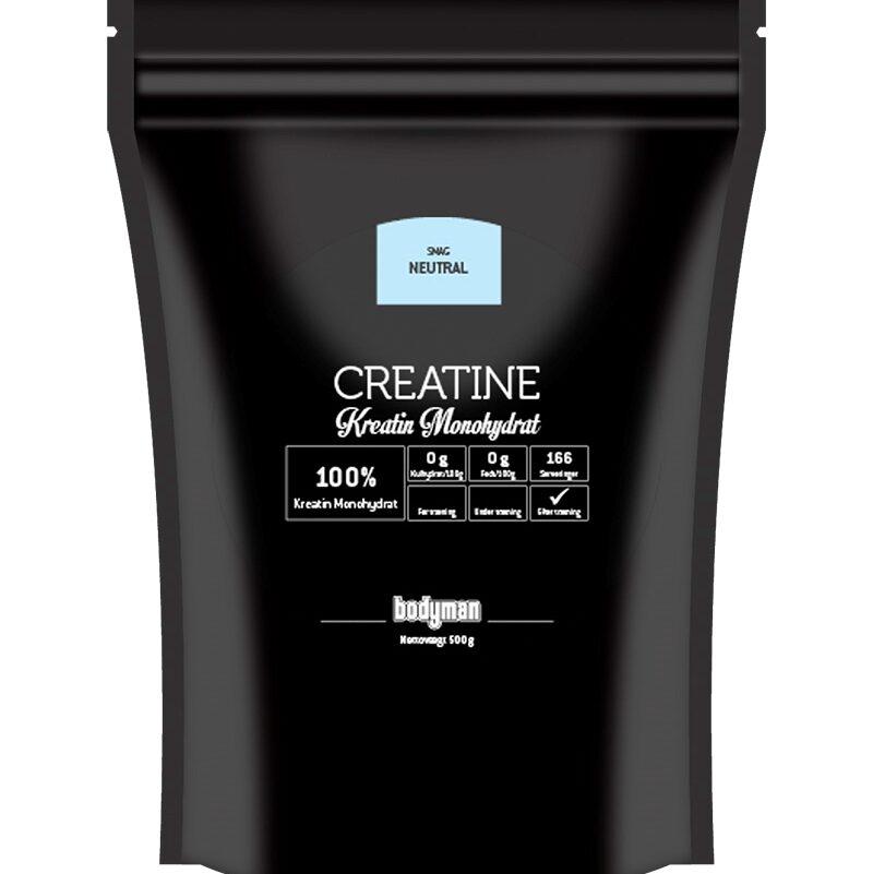 billigt kreatin pulver