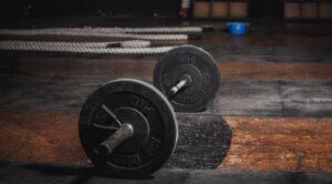 Olympisk vægtstang